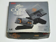 PC Engine CORE GRAFX II 2 Console System Boxed NEC Import Japan