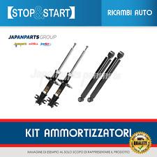KIT AMMORTIZZATORI JAPANPARTS GROUP FIAT PUNTO 188 1.2 Benzina MA-00186 MA-00188