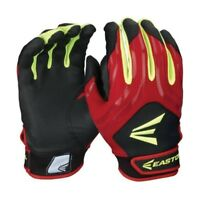 Easton HF3 Black/Red/OP Women Batting Gloves Adult