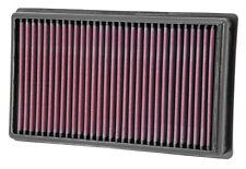 K&N 33-2998 Filtro d'aria ad alto flusso per PEUGEOT 308 2.0 HDI 2007-2013