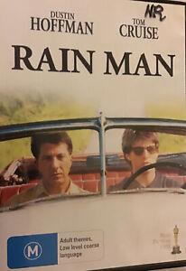 Rain Man (DVD, 2005) Tom Cruise, VGC(99%), R4