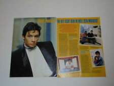 Bart Peeters ZZ Top Chris Rea Jan Rietman Saxon Diana Ross clippings Holland