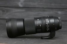 Sigma 150-600mm f/5-6.3 DG OS C Lens Perfect Condition