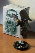 HeroClix CRITICAL MASS #214  WARREN WORTHINGTON III  LE GOLD RING  ARCHANGEL )