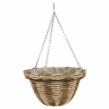 Basket-Ball Jardinière En Rotin Diamètre 35cm Verdemax