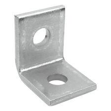 "Abb T&B Superstrut Ab201Eg - 2 Hole Upright ""L"" Electro Galvanized Fitting"
