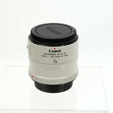 Canon Extender EF 2x II Teleconverter. Excellent Condition