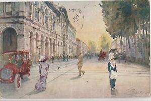 ITALIA 1923 TORINO STAZIONE PORTA NUOVA