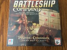 BATTLESHIP Command Pirates of the Caribbean 'Dead Man's Chest' NIB