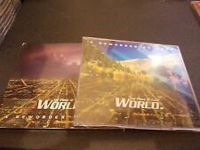 NEW ORDER WORLD THE PRICE OF LOVE 2 CD SET FREE POSTAGE