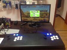 Consola Arcade Pandora 4S, doble joystick profesional SANWA. Jamma, HDMI