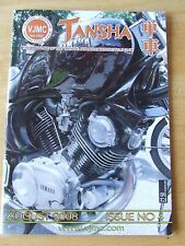 VJMC TANSHA MAGAZINE AUG 2008 TALE TWO CX COUPE DE MOTO LEGENDE LYMM SHOW