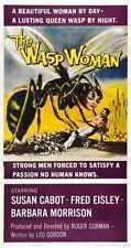 Wasp Mujer Cartel 03 A2 Caja Lona Impresión
