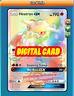 RR Heatran GX RAINBOW RARE 238/236 for Pokemon TCG Online (PTCGO, Digital Card)