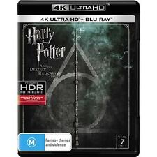 Harry Potter & The Deathly Hallows: Part 2 - 4K Ultra HD
