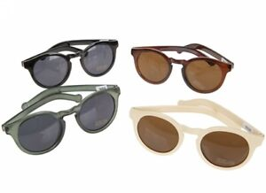 Round Sunglasses Circle Lens Glasses Womens Girls Classic Ladies Shades UV400