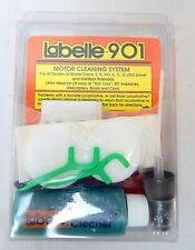 1C LABELLE 901 Train Motor Cleaning System Lubricant Set New In Package!