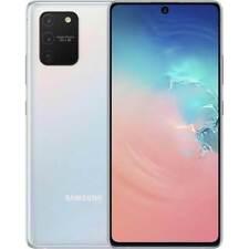 Samsung G770 Galaxy S10 Lite 6GB RAM 128GB Dual-SIM prism white Garanzia  EU