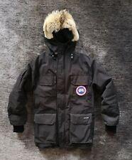 Canada Goose Expedition Parka Schwarz Herren Gr 48. S-M Pelz Winter