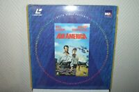 LASER DISC FILM AIR AMERICA  DISQUE LASERDISC VINTAGE 1991 VF MEL GIBSON CINEMA