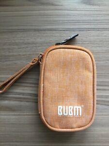 BUBM ORANGE USB STORAGE HANDY CASE