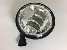 """LED PASSING LIGHT 4.5"""" (CHROME) - SINGLE"""