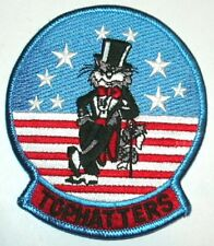 TOMCAT F-14 TOPHATTERS PATCH