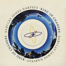 BARCLAY JAMES HARVEST - RING OF CHANGES (EXPANDED+REMASTERED)  CD NEU
