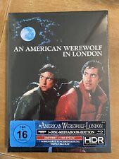 An American Werewolf in London (4K Uhd + Blu-ray Mediabook) - New German Import