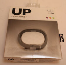 NEW NIB Up by Jawbone BLACK Size Medium Motion X Powered Get the app