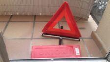 triángulo de advertencia de coche reflectante Plegable ruptura UE de emergencia
