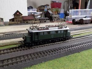 PIKO, ELECTRIC ENGINE 144 137-0 WITH TWO MOTORS, SCALE HO
