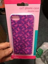 Apple iPhone 7Hard Case Cover Breast Cancer Awareness Pink Ribbon