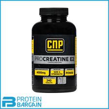 CNP Pro Creatine E2 - 240 Tabs - Creatine Ethyl Ester Tablets Caps