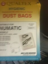 Qualtex Hygienic Dust Bags (10 Pack)  (SDB373)) 3 Boxes (30) Total