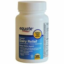Equate Dairy Relief 120 count