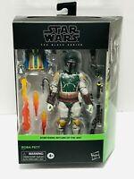 Hasbro Star Wars The Black Series Boba Fett Return of the Jedi Action Figure