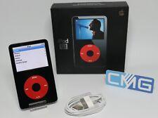 Apple iPod classic 5. Generation 30GB 5G U2 Special Edition Schwarz  Rarität  #7