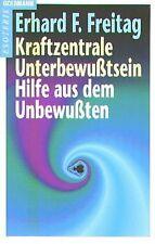 Kraftzentrale Unterbewußtsein / Hilfe aus dem Unbewußten... | Buch | Zustand gut