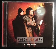 CHE FU 'NAVIGATOR' 2001 CD Album Rap Hip-hop