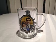 Royal Wedding Glass Mug