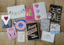 New Bulk Greeting Cards, Lot Of 12, Assorted Variety, Blank, Thank You, Holidays