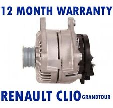 RENAULT CLIO - GRANDTOUR - 1.2 16V ESTATE 2008 2009 - 2015 RMFD ALTERNATOR