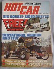 Hot Car magazine July 1978