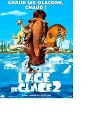 Bande annonce cinéma 35mm 2005 L'AGE DE GLACE 2 animation C Saldanha