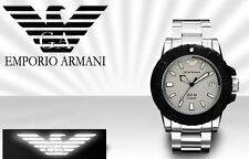 EMPORIO ARMANI MEN'S COLLECTION 200M LUXURY SPORT WATCH AR5970