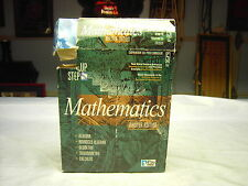 Pro One Master Edition Mathematics 5 Cd-Rom box set for High School Student
