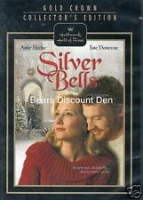 hallmark  SILVER BELLS  christmas -  Anne Heche -  New / Sealed DVD