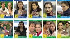 30 DVDs * STURM DER LIEBE - BOX 11 - 20 - FOLGE 101 - 200 IM SET # NEU OVP %
