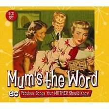Mum's The Word: 60 Fabulous Songs Your Mother Should Know, Various Artists, New